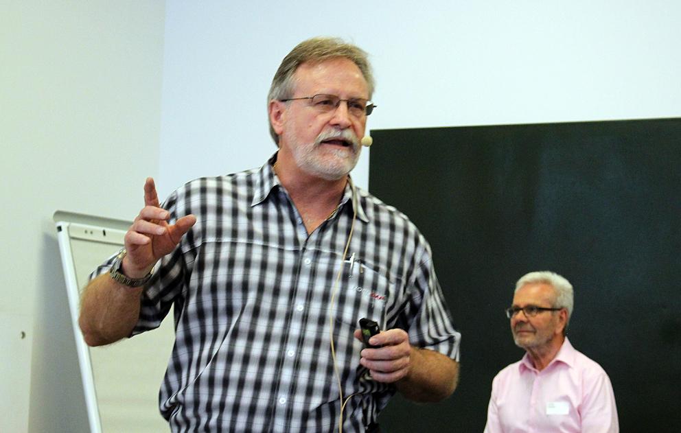 Referent: Herr Paul Steffen, Präventionsbeauftragter der Polizei Basel-Landschaft